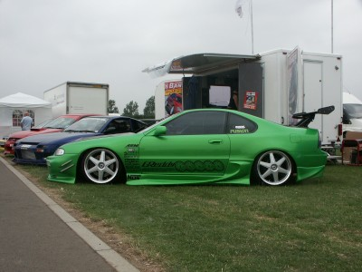Honda Prelude : click to zoom picture.